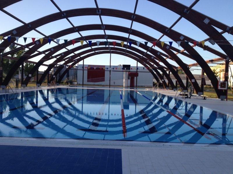 Periodico adarve hoy entra en funcionamiento la piscina for Piscina municipal cordoba